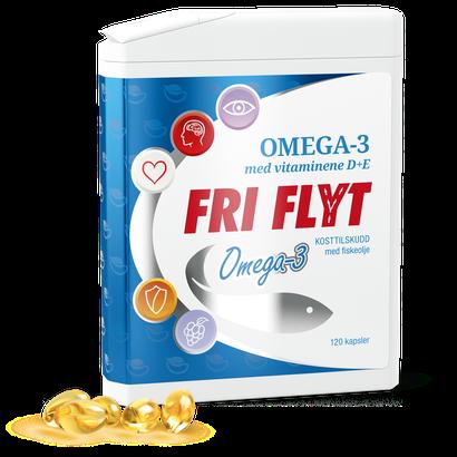 Fri Flyt Omega-3